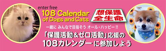 江戸商−2017年ペットカレンダーお申し込み